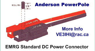 Anderson PowerPole Connector